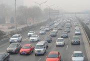 آلودگی هوا پنجمین عامل اصلی مرگ و میر
