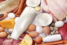 تاثیر پروتئین برای افزایش قدرت عضلات