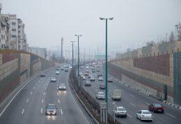 استمرار آلودگی هوا در پایتخت