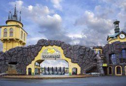 بزرگترین باغ وحش روسیه 153 ساله شد