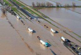مفقود شدن بیش از 19 نفر در سیلاب شیلی