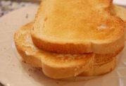 نان تُست آغشته به کَره خطر ابتلا به دیابت را دو برابر کند