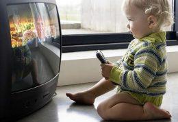 ساعت مجاز تماشای تلویزیون برای کودکان