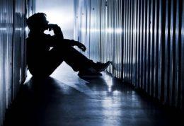 سایه خاکستری افسردگی در کجا قرار دارد؟