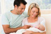 پدرها! بچه متعلق به هر دوي شماست