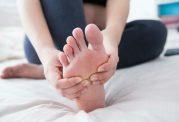 5 دلیل برای متورم شدن پای شما