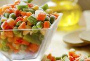سبزیجات فریزری مصرف کنیم یا تازه؟