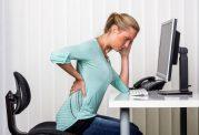 کاهش عوارض پشت میز نشینی