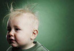 ریزش ناگهانی مو در سنین پایین