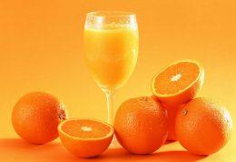 معجزه نوشیدن آب پرتقال قبل از استحمام برای پوست آقایان