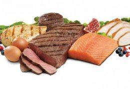 نارسایی قلبی با مصرف زیاد پروتئین