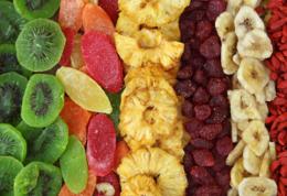 دانستنی های مفید در مورد میوه تازه و خشک
