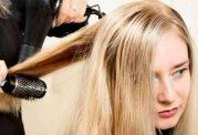 خشک کردن موهای خیس با سشوار چه عوارضی به همراه خواهد داشت