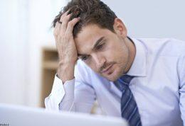 10 علامتی که نشان می دهد شما به شدت استرس دارید