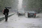 آغاز بارندگی در 30 استان کشور