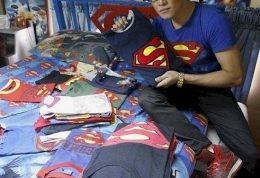 جوانی که به عشق سوپرمن شدن 23 عمل جراحی انجام داد