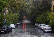 آخر هفته پر بارش در کشور