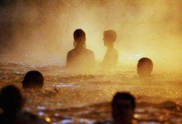 خواص طبیعی و گوگردی آبگرم چشمهها در ایران