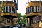 متفاوت ترین کوچه پایتخت ایران