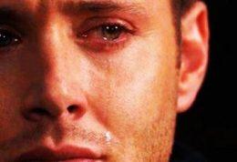 فواید ریزش اشک از چشم