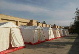 ۹۰۰۰ مسافر نوروزی توسط هلال احمر اسکان داده شدند