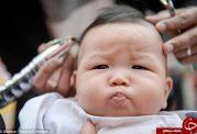 خوشبختی با کوتاه کردن مو در چین