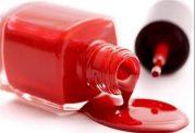 بررسی تاثیرات منفی لاک ناخن بر بدن