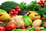 کاهش چشمگیر معلولیت و مرگ با مصرف میوه و سبزی