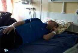 سرمربی سپاهان در بیمارستان تیمش را ارنج کرد