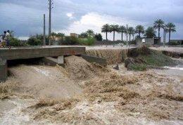 سازمان هواشناسی در خصوص جاری شدن سیل هشدار داد