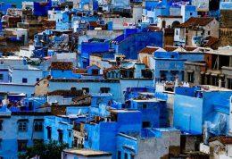 آشنایی با آبی ترین شهر جهان واقع در مراکش