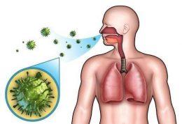 نحوه نفوذ و حمله ویروس سرماخوردگی در بدن