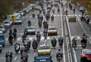 آمار تلفات جانی موتور سواری در سال جاری