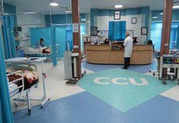 آمار مراجعه بیماران به اورژانس در ایام نوزوز