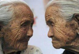 پیرترین دوقلوهای جهان را بشناسیم