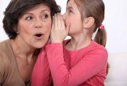 چگونه زبان کودک خبرچین را قفل کنید؟!