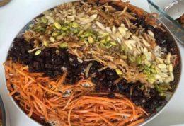 خوراکی های مخصوص شب چهارشنبه سوری