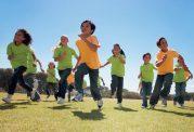 ورزش کردن کودکان و 5 نکته در خصوص آن