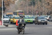 شرایط نامطلوب کیفی در تهران