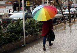 آخرین وضعیت بارش ها در کشور