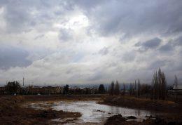 آسمان های نواحی شرقی کشور بارانی خواهد شد