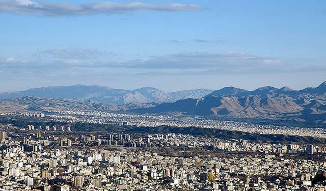 استمرار هوای پاک در تهران