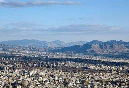 هوای پاک بهاری در تهران