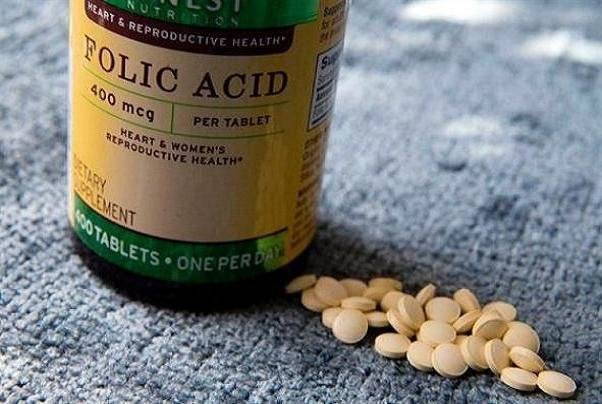 کاهش ریسک فشار خون بالا در کودکان با مصرف زیاد اسید فولیک