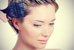 تقویت این سرطان زنانه با رنگ مو
