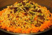 معروف ترین غذاهای افغانستان