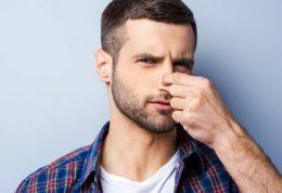 ارتباط بوی بدن با بیماری های جسمی