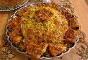 14 غذای رنگارنگ و خوشمزه ی بوشهری