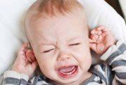 رفع عفونت گوش و درمان آن در اطفال