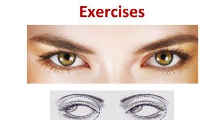 تمرینات ورزشی تاثیرگذار بر بینایی